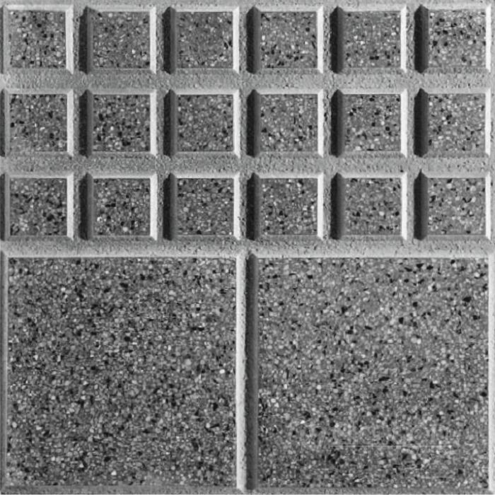 Terrazo Cordoba 2-18 tacos  40x40 (exterior)