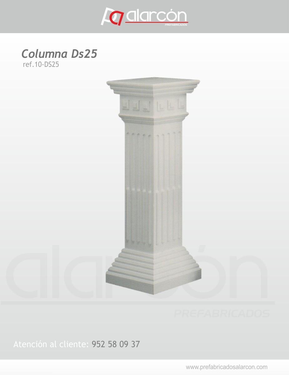 Columna DS25