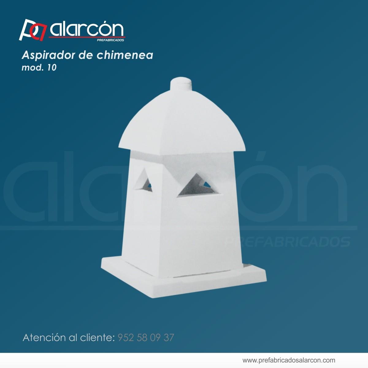 ASPIRADOR CHIMENEA 10