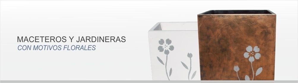 JARDINERAS SERIE BOUQUET